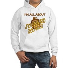 I'm All About Jugband Music Hoodie