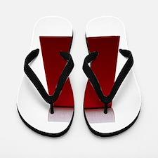 red carpet Flip Flops