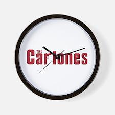 The Carlones Wall Clock