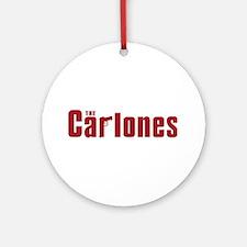 The Carlones Ornament (Round)