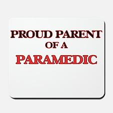 Proud Parent of a Paramedic Mousepad