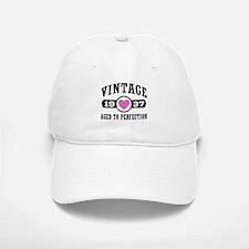 Vintage 1937 Baseball Baseball Cap