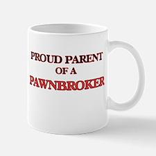 Proud Parent of a Pawnbroker Mugs