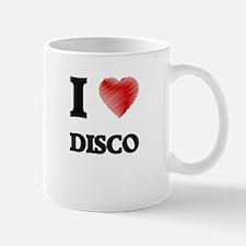 I love Disco Mugs