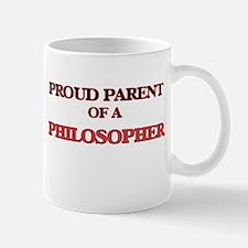 Proud Parent of a Philosopher Mugs