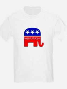 """""""Weepublican"""" T-Shirt"""