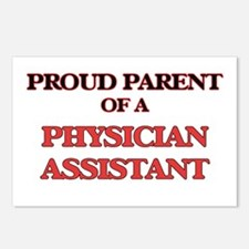 Proud Parent of a Physici Postcards (Package of 8)