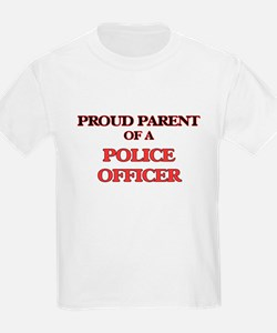 Proud Parent of a Police Officer T-Shirt
