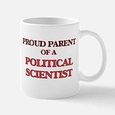 Proud Parent of a Political Scientist Mugs