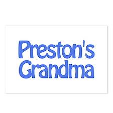 Preston's Grandma Postcards (Package of 8)