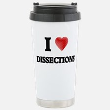 I love Dissections Travel Mug