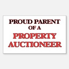 Proud Parent of a Property Auctioneer Decal