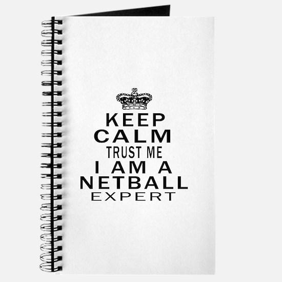 Netball Expert Designs Journal