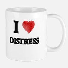 I love Distress Mugs