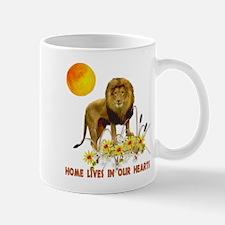 Home For Kwanzaa Mug
