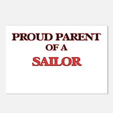 Proud Parent of a Sailor Postcards (Package of 8)