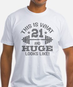Cute 21st birthday vintage Shirt