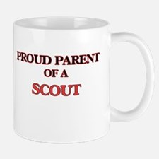 Proud Parent of a Scout Mugs