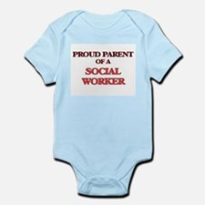Proud Parent of a Social Worker Body Suit