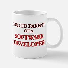 Proud Parent of a Software Developer Mugs
