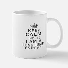 Long Jump Expert Designs Mug