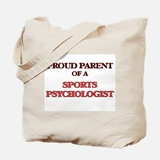 Proud Parent of a Sports Psychologist Tote Bag