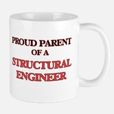 Proud Parent of a Structural Engineer Mugs
