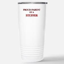 Proud Parent of a Stuff Travel Mug
