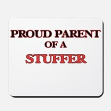 Proud Parent of a Stuffer Mousepad