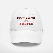Proud Parent of a Stuffer Baseball Baseball Cap