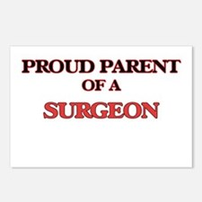 Proud Parent of a Surgeon Postcards (Package of 8)