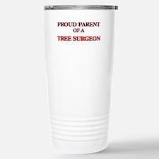 Proud Parent of a Tree Travel Mug