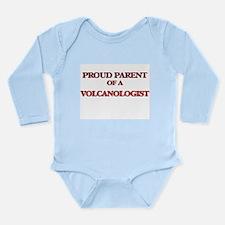 Proud Parent of a Volcanologist Body Suit