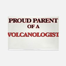Proud Parent of a Volcanologist Magnets