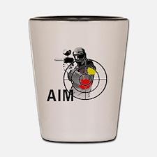 Unique Shooting Shot Glass