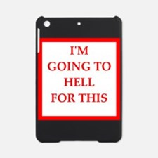 going to hell iPad Mini Case