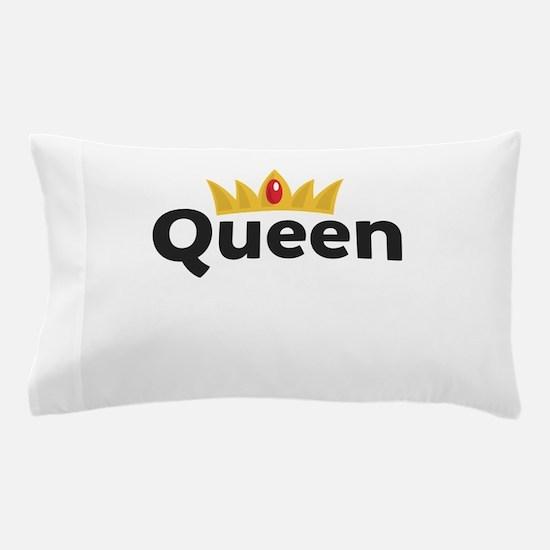 Funny Couple Pillow Case