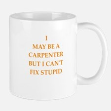 carpenter Mugs