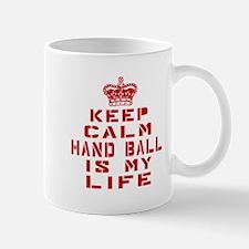 Keep Calm and Handball Mug