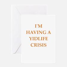 crisis Greeting Cards