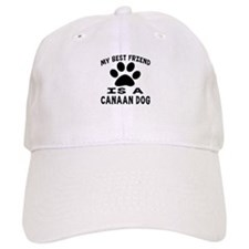 Canaan Dog Is My Best Friend Baseball Baseball Cap