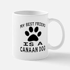 Canaan Dog Is My Best Friend Mug