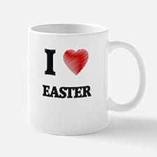 I love EASTER Mugs
