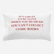 comic books Pillow Case