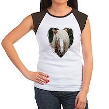 Haflinger Women's Cap Sleeve T-Shirt