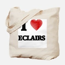 I love ECLAIRS Tote Bag