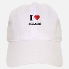 I love ECLAIRS Baseball Baseball Cap