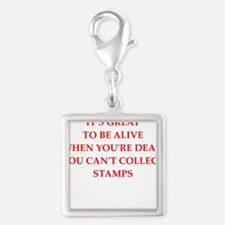 stamp Charms