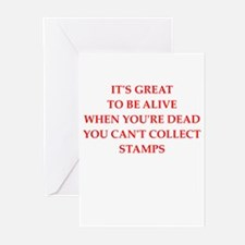 stamp Greeting Cards
