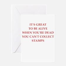 stamp Greeting Cards